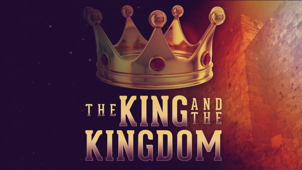 The King and the Grace-Filled Kingdom Image