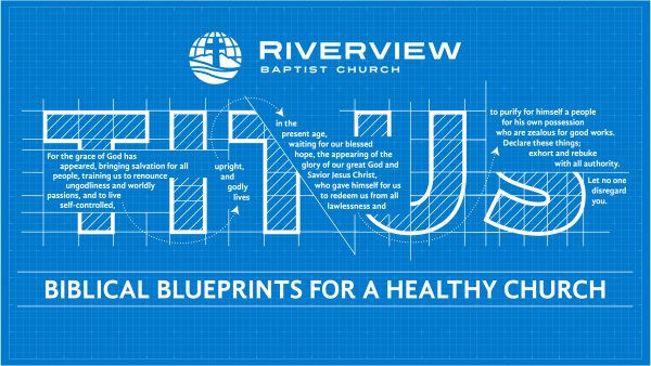 Biblical Blueprints for Spiritual Leadership Pt. 2 - Titus 1:1-4 Image