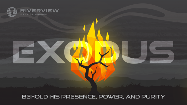 Is Our God Truly Present? Exodus 40:1-16 & 34-38 Image